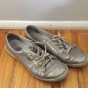 Josef Seibel Leather Sneakers, size 40